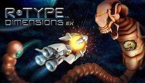 R-Type Dimensions EX cover