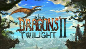 The Dragons' Twilight II cover