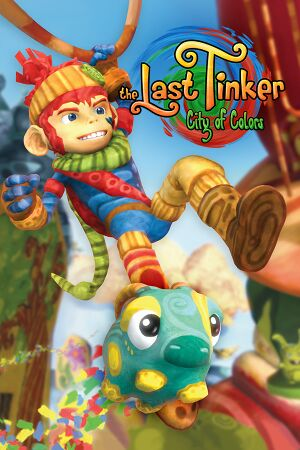 The Last Tinker: City of Colors cover