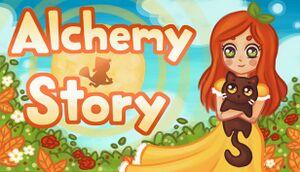 Alchemy Story cover