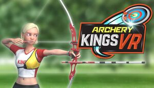 Archery Kings VR cover