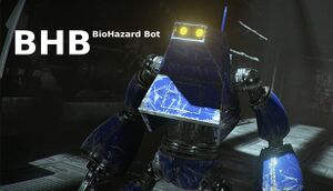 BHB: BioHazard Bot cover
