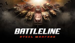 Battleline: Steel Warfare cover