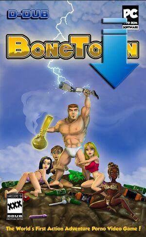 BoneTown cover