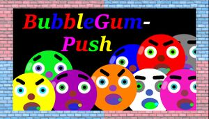 BubbleGum-Push cover
