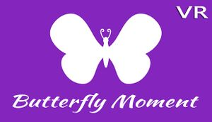 Butterfly Moment cover