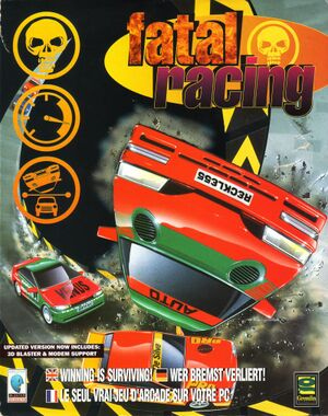 Fatal Racing cover