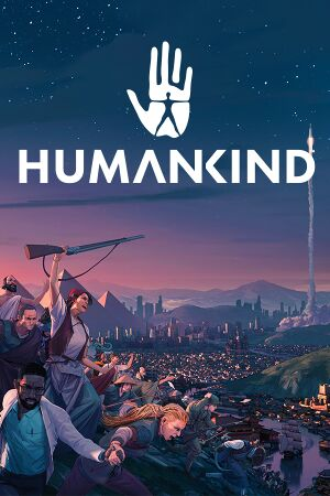 Humankind cover