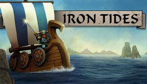 Iron Tides cover