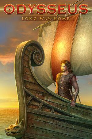 Odysseus: Long Way Home cover