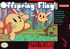 Offspring Fling! cover