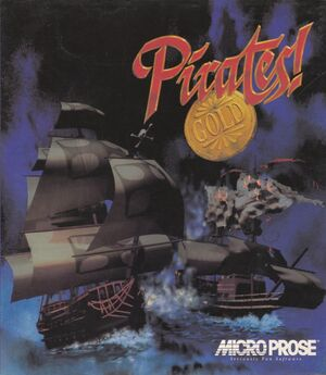 Pirates! Gold cover