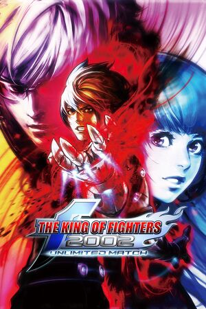 The King of Fighters 2002 Unlimited Match cover