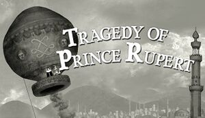 Tragedy of Prince Rupert cover