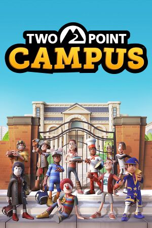 Two Point Campus cover