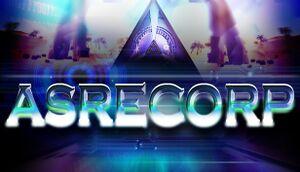 ASRECorp cover