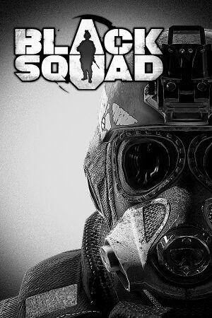 Black Squad cover
