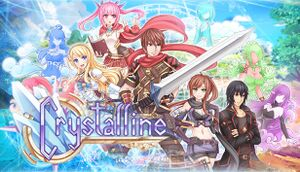 Crystalline cover
