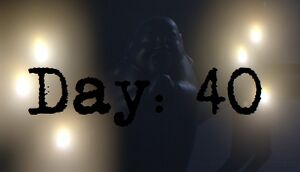 Day: 40 cover