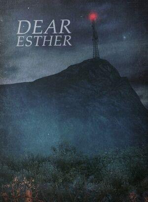 Dear Esther cover