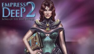 Empress of the Deep 2: Song of the Blue Whale cover