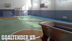 Goaltender VR cover
