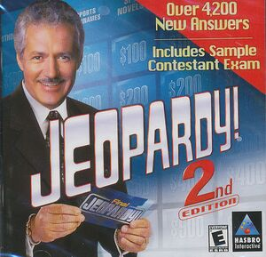 Jeopardy! 2nd Edition cover
