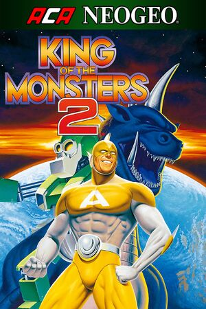 King of the Monsters 2 cover