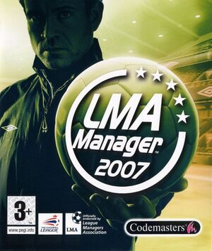 LMA Manager 2007 cover