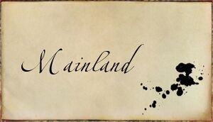 Mainland cover