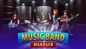 Music Band Manager cover