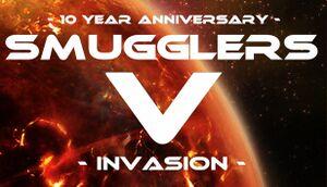 Smugglers V: Invasion cover