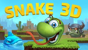 Snake 3D Adventures cover