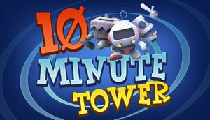 10 Minute Tower cover