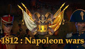 1812: Napoleon Wars cover