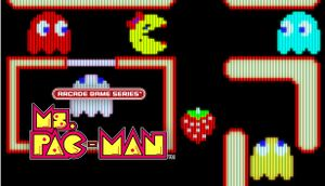 ARCADE GAME SERIES Ms. PAC-MAN cover.jpg