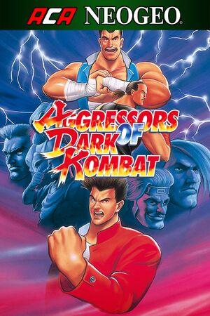 Aggressors of Dark Kombat cover