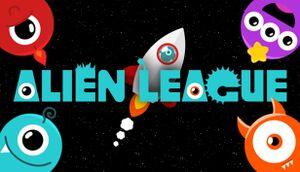 Alien League cover
