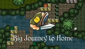 Big Journey to Home cover