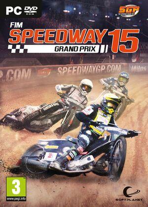 FIM Speedway Grand Prix 15 cover