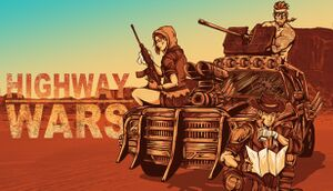 Highway Wars cover