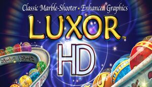 Luxor HD cover