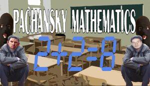 Pachansky Mathematics 2+2=8 cover