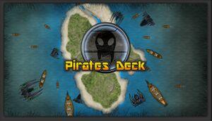Pirates Deck cover