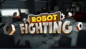 Robot Fighting cover