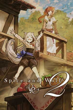 Spice & Wolf VR 2 cover