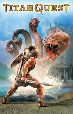 Titan Quest cover