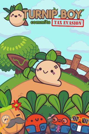 Turnip Boy Commits Tax Evasion cover