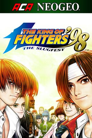 ACA NeoGeo The King of Fighters '98 cover