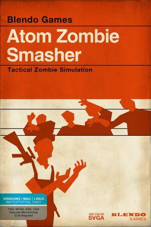 Atom Zombie Smasher cover